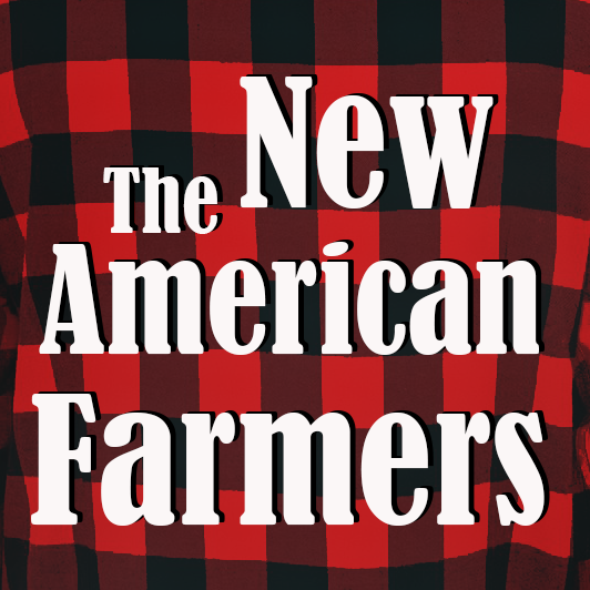 Logo van The New American Farmers
