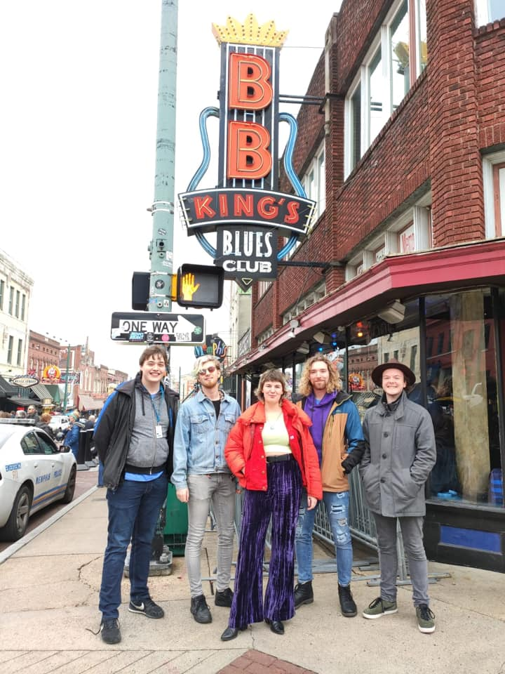 Dave Warmerdam Band in Memphis!